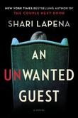 """""""An unwanted guest"""" av Shari Lapena"""
