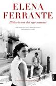 """""""Historia om det nye namnet unge år"""" av Elena Ferrante"""