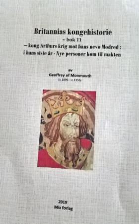 """Britannias kongehistorie - Bok 11"" av Geoffrey"
