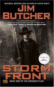 """Storm Front (The Dresden Files, Book 1)"" av Jim Butcher"