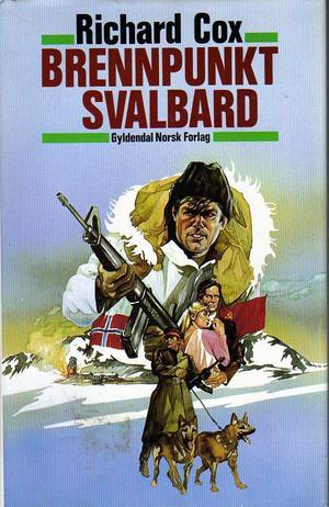 """""""Brennpunkt Svalbard"""" av Richard Cox"""