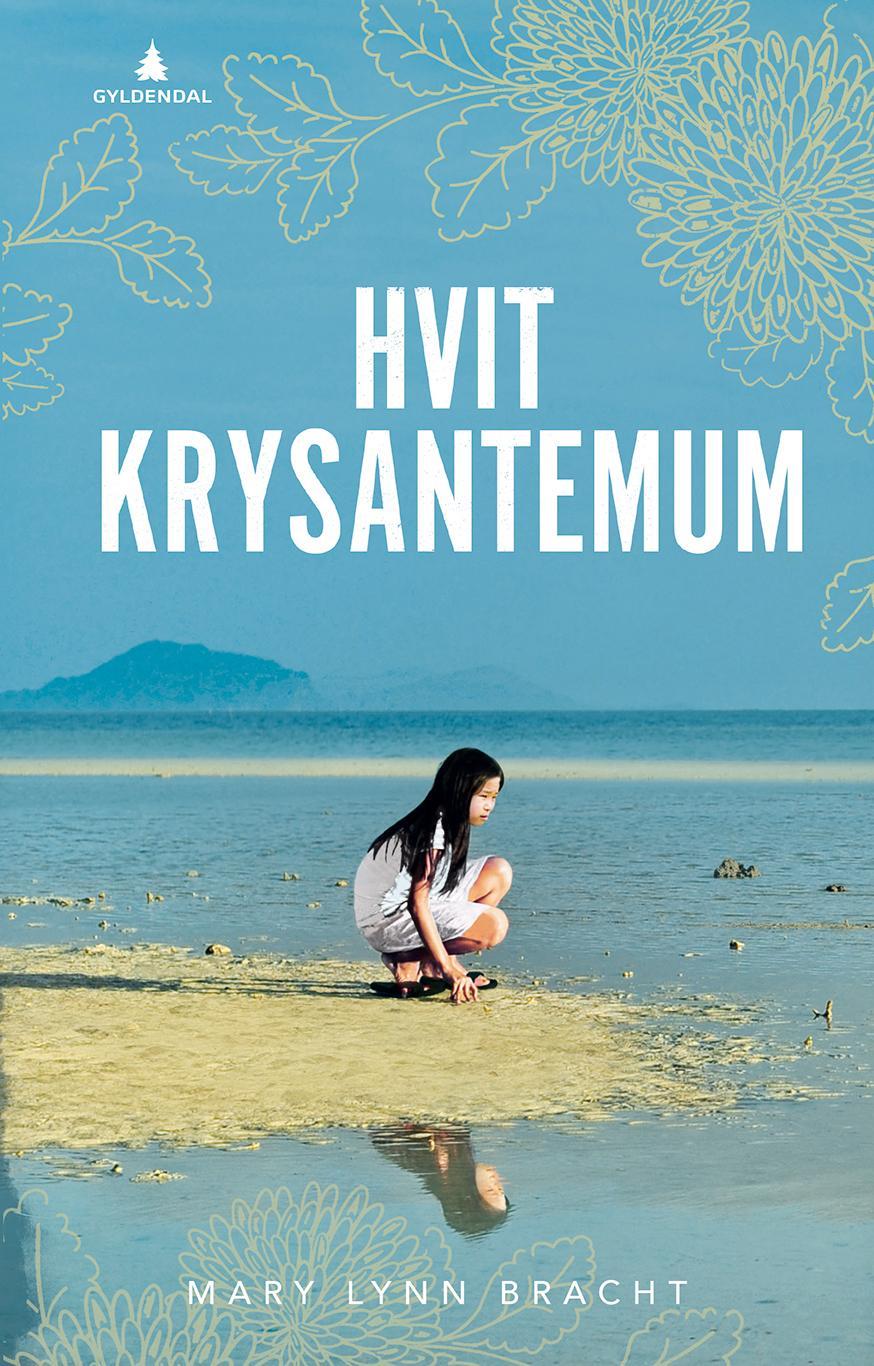 """Hvit krysantemum"" av Mary Lynn Bracht"