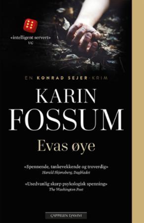 """""""Evas øye"""" av Karin Fossum"""