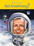 """""""Hvem er Neil Armstrong?"""" av Roberta Edwards"""