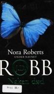 """""""Naken død"""" av J.D. Robb"""