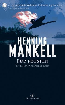 """""""Før frosten - en Linda Wallander-krim"""" av Henning Mankell"""