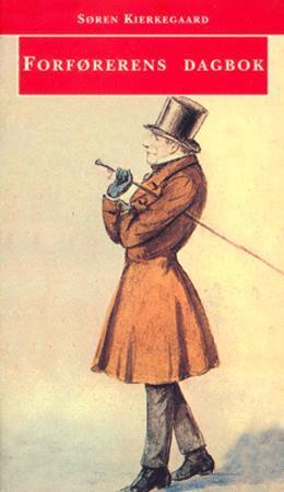 """""""Forførerens dagbok"""" av Søren Kierkegaard"""