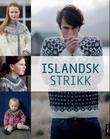 """""""Islandsk strikk"""" av Oddny S. Jónsdóttir"""
