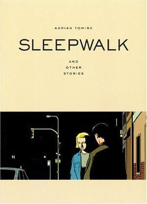 """Sleepwalk - and Other Stories"" av Adrian Tomine"