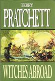 """""""Hekser på tur - legenden om Skiveverdenen"""" av Terry Pratchett"""