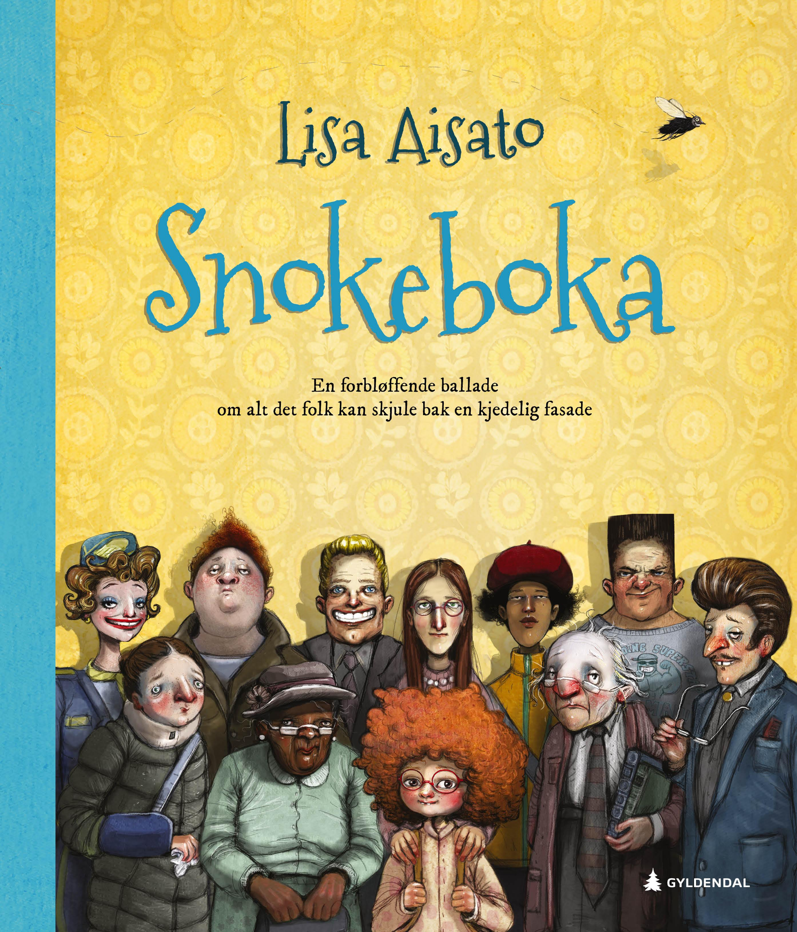 """""""Snokeboka"""" av Lisa Aisato"""