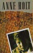 """""""Demonens død - roman"""" av Anne Holt"""