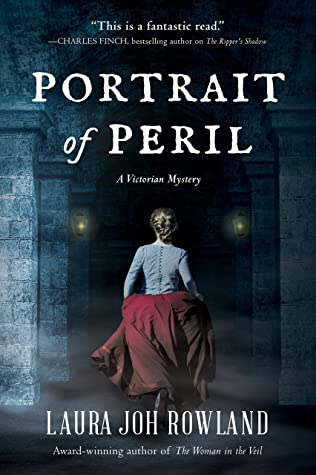 """A Portrait of Peril - A Victorian Mystery book 5"" av Laura Joh Rowland"