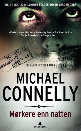 """""""Mørkere enn natten - en Harry Bosch-roman"""" av Michael Connelly"""