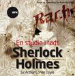 """""""En studie i rødt - en Sherlock Holmes-historie"""" av Arthur Conan Doyle"""