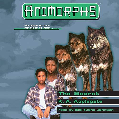 """""""The Secret - Animorphs #9"""" av Katherine Applegate"""