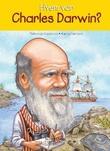 """""""Hvem var Charles Darwin?"""" av Deborah Hopkinson"""