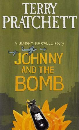 """""""Johnny and the bomb - a Johnny Maxwell story"""" av Terry Pratchett"""
