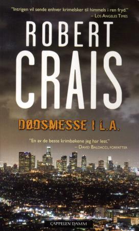 """Dødsmesse i L.A."" av Robert Crais"