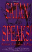 """""""Satan Speaks"""" av Anton Szandor Lavey"""