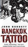 """""""Bangkok tattoo"""" av John Burdett"""