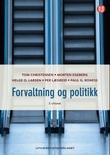 """""""Forvaltning og politikk"""" av Tom Christensen"""