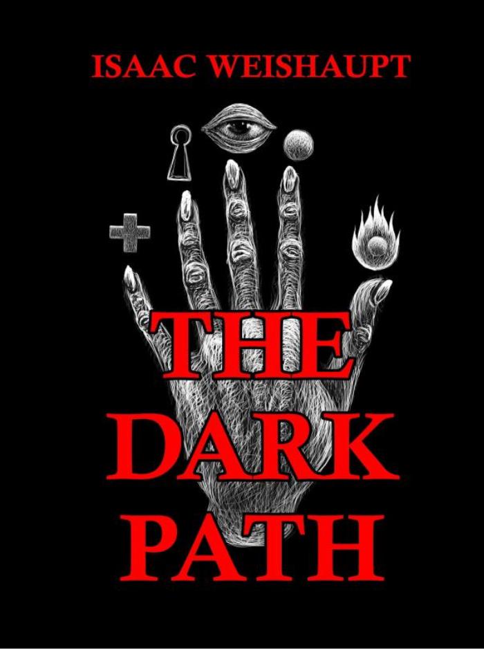 """""""The Dark Path"""" av Isaac Weishaupt"""