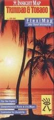 """""""Trinidad and Tobago - fleximap plus travel information"""""""