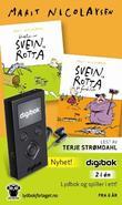 """""""Kloakkturen med Svein og rotta ; Svein og rotta på feriekoloni"""" av Marit Nicolaysen"""