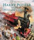"""""""Harry Potter & the philosopher's stone"""" av J.K. Rowling"""