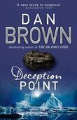 """""""Deception point"""" av Dan Brown"""