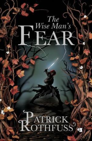 """""""The Wise Man's Fear - The Kingkiller Chronicle"""" av Patrick Rothfuss"""