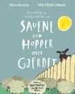 """""""Den uendelige og søvndyssende boka om sauene som hopper over gjerdet"""" av Maria Halvorsen"""