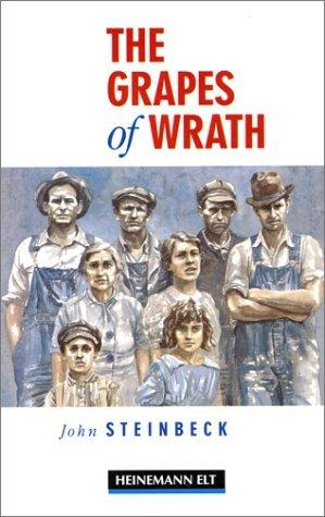 """""""The grapes of wrath"""" av John Steinbeck"""