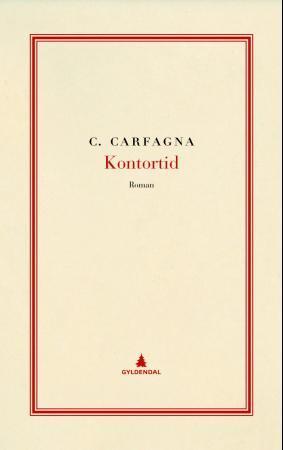 """""""Kontortid - en mannehistorie"""" av C. Carfagna"""