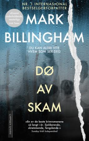 """Dø av skam"" av Mark Billingham"