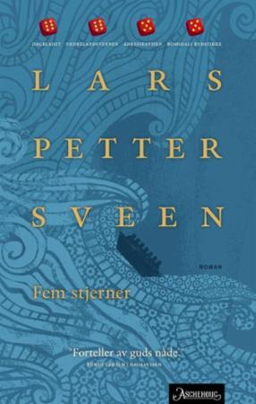 """""""Fem stjerner - bok I"""" av Lars Petter Sveen"""