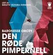 """""""Den røde pimpernell"""" av Emmuska Orczy"""