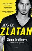 """""""Jeg er Zlatan"""" av Zlatan Ibrahimović"""