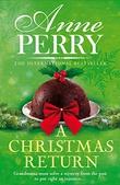 """""""A Christmas Return - Christmas Stories #15"""" av Anne Perry"""