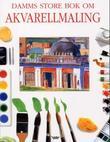 """""""Damms store bok om akvarellmaling"""" av Ray Smith"""