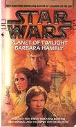 """Planet of the twilight"" av Barbara Hambly"