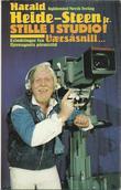 """""""Stille i studio! Værsåsnill - erindringer fra fjernsynets pionertid"""" av Heide-Steen, Harald, jr."""