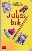 """""""Julias bok"""" av Helena Dahlbäck"""