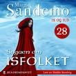 """""""Is og ild"""" av Margit Sandemo"""
