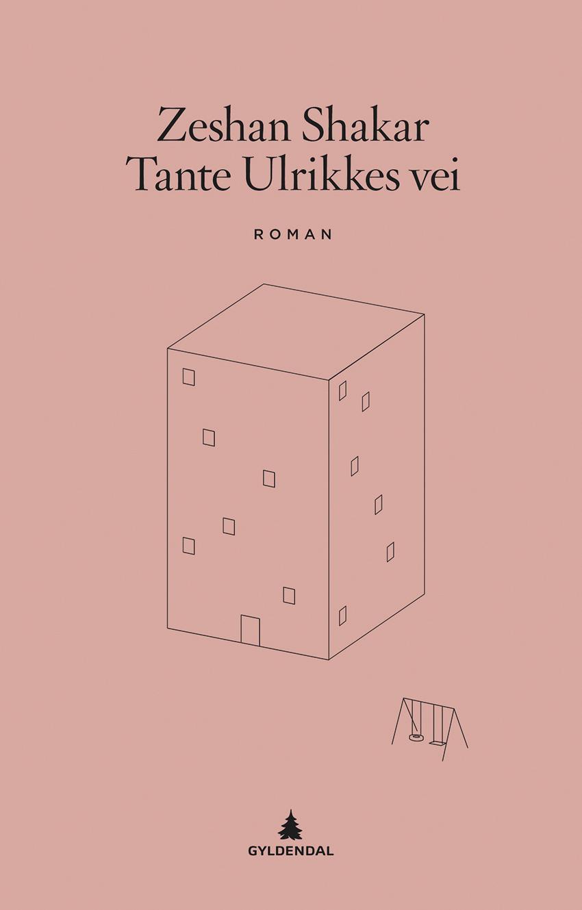 """""""Tante Ulrikkes vei - roman"""" av Zeshan Shakar"""