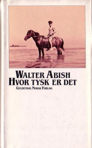 """""""Hvor tysk er det?"""" av Walter Abish"""