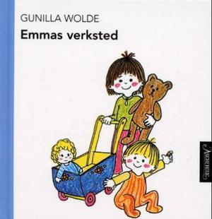 """""""Emmas verksted"""" av Gunilla Wolde"""