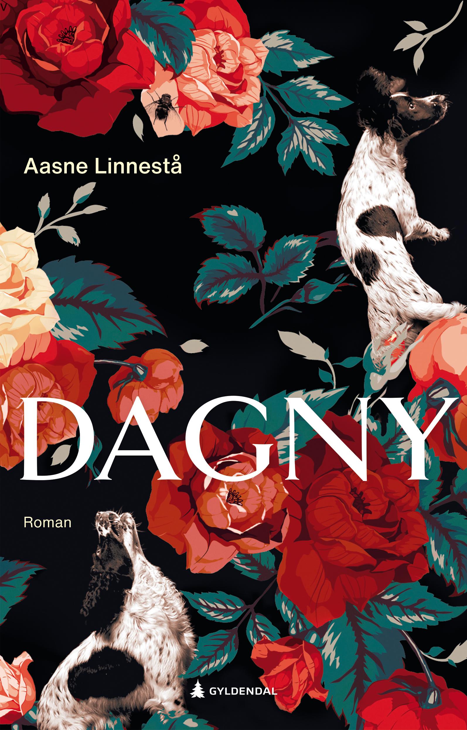 """""""Dagny - roman"""" av Aasne Linnestå"""