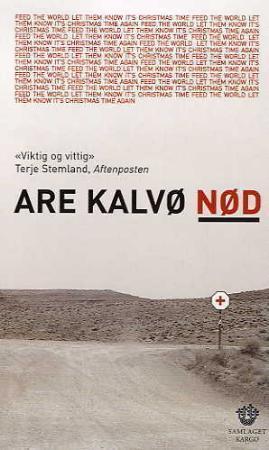 """""""Nød - roman"""" av Are Kalvø"""